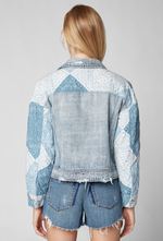 Load image into Gallery viewer, Blank NYC- Wild Meadow Jacket