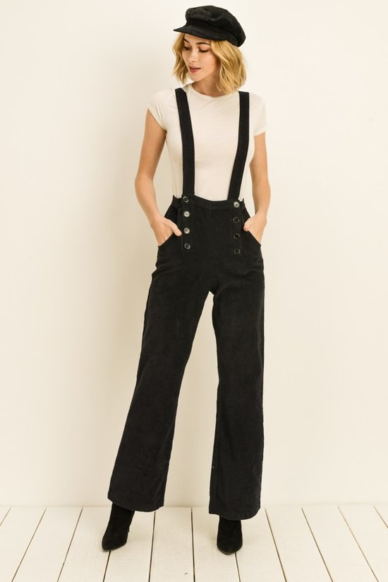 Sterling Corduroy Overalls