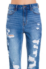 Load image into Gallery viewer, Emily High Rise Jean