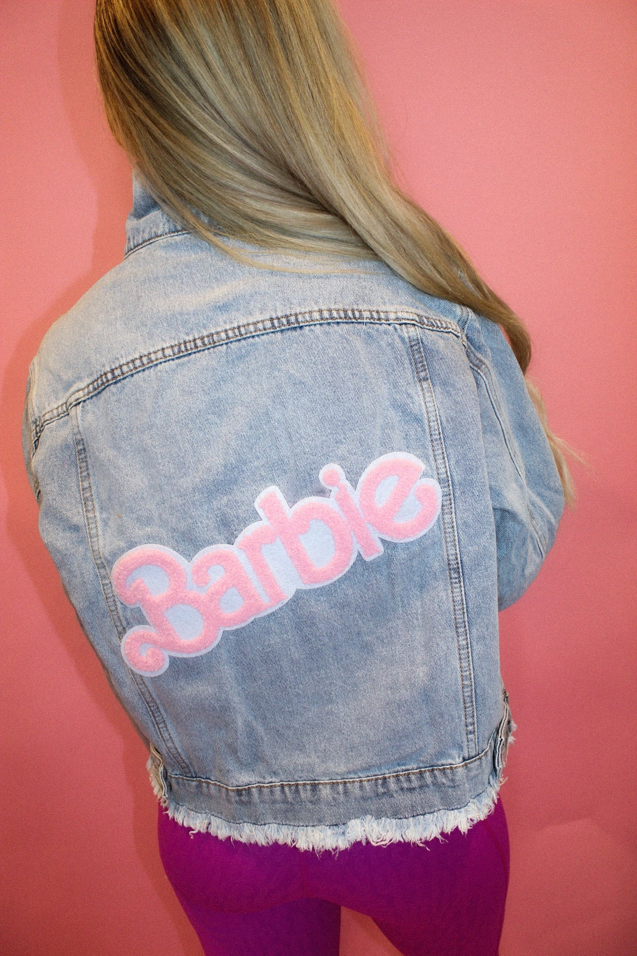 Custom Patch Jacket