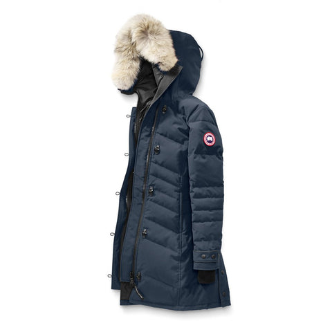 Canada Goose Ladies Lorette Parka XS / Ink Blue