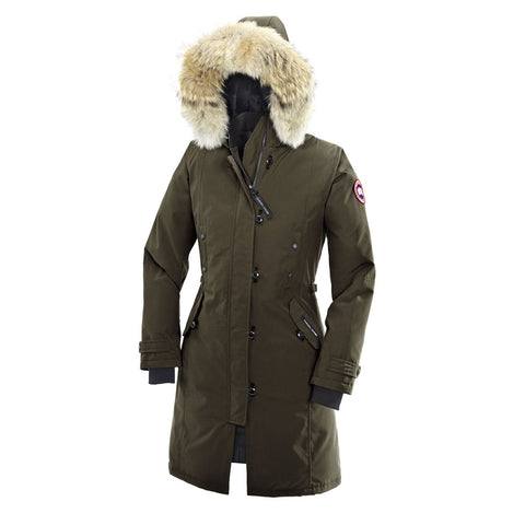 Canada Goose Ladies Kensington Parka XL / Military Green