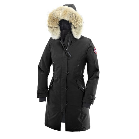 Canada Goose Ladies Kensington Parka M / Black