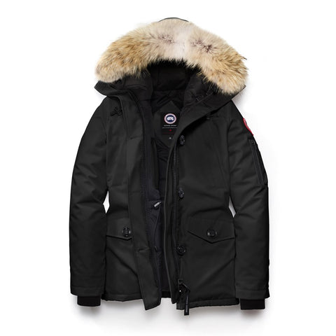 Canada Goose Ladies Montebello Parka S / Black