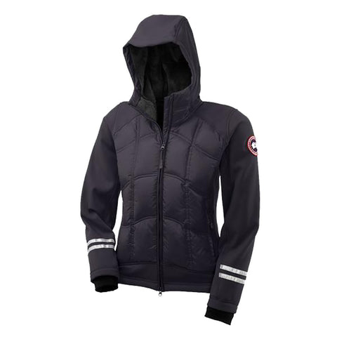 Canada Goose Ladies Hybridge Hoody 2XS / Black