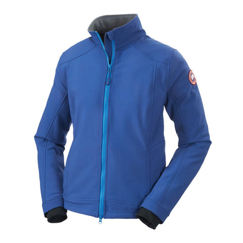 Canada Goose Ladies Bracebridge Jacket M / Pacific Blue/Altitude Blue