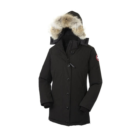 Women's Dawson Parka Black