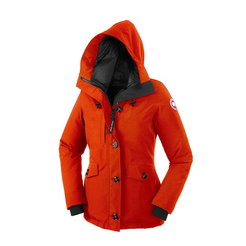 Canada Goose Ladies Rideau Parka M / Monarch Orange