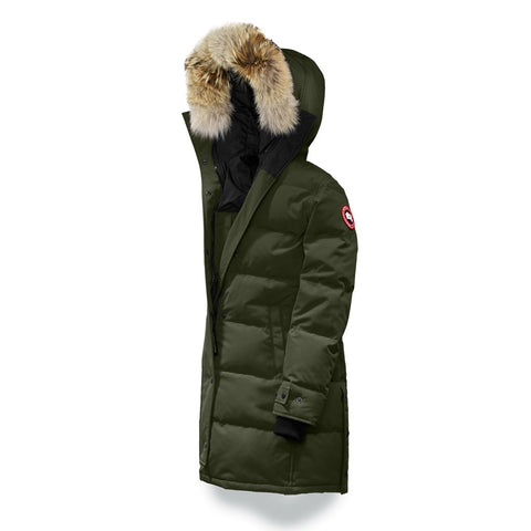 Canada Goose Ladies Shelburne Parka XS / Military Green