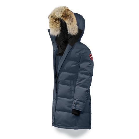 Canada Goose Ladies Shelburne Parka XS / Ink Blue