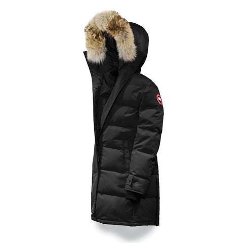 Canada Goose Ladies Shelburne Parka S / Black