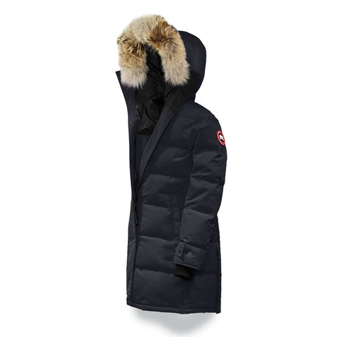 Canada Goose Ladies Shelburne Parka M / Navy