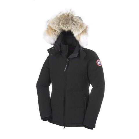 Women's Chelsea Parka Black