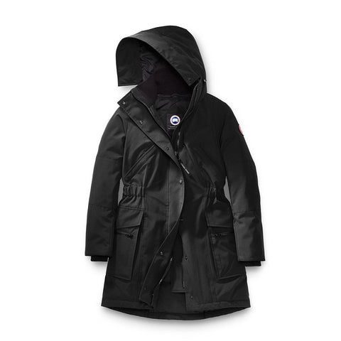 Women's Kinley Parka Black