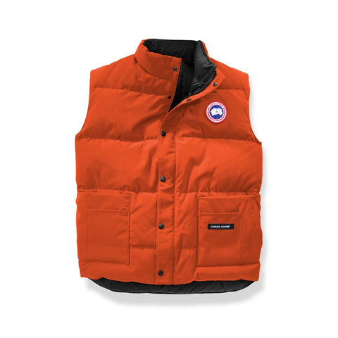 Canada Goose Men's Freestyle Vest 2XL / Monarch Orange