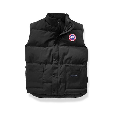 Men's Freestyle Vest Black