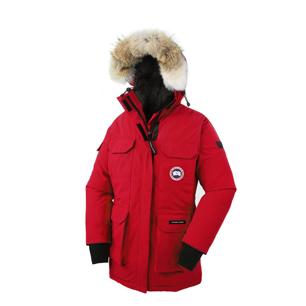 Canada Goose Womens Expedition Parka black