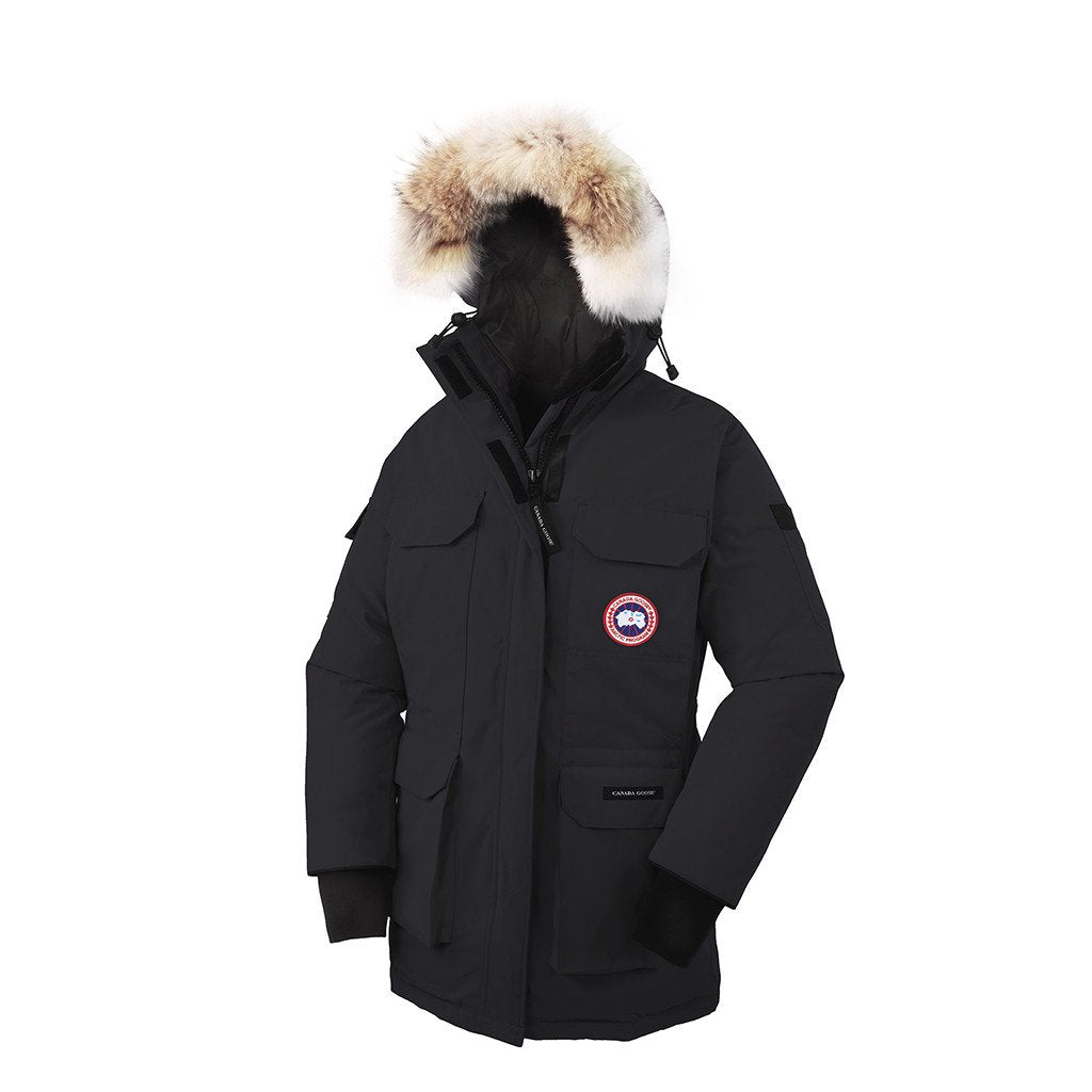 Canada Goose Womens Expedition Parka red