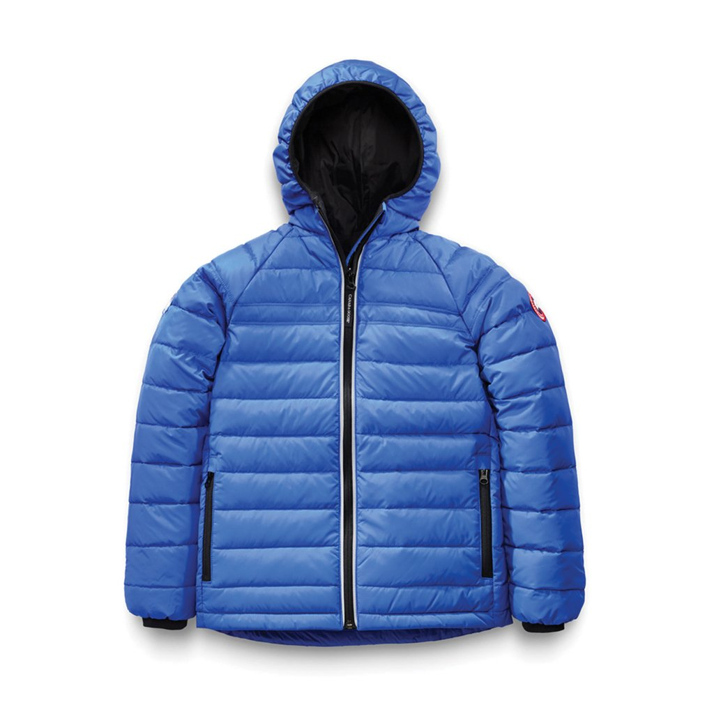 Canada Goose Youth Pbi Sherwood Hoody pbi-blue