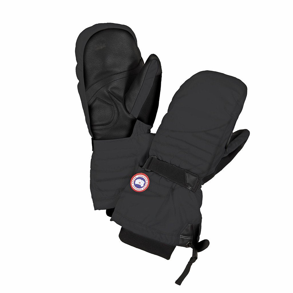 Canada Goose Womens Down Mitt black