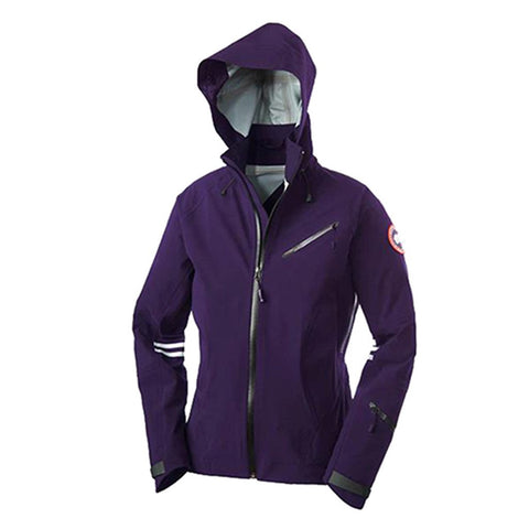 Womens Timber Shell Jacket Arctic Dusk