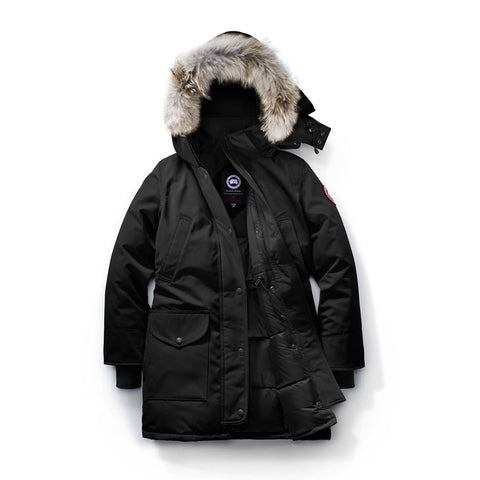 Women's Trillium Parka Fusion Fit Black