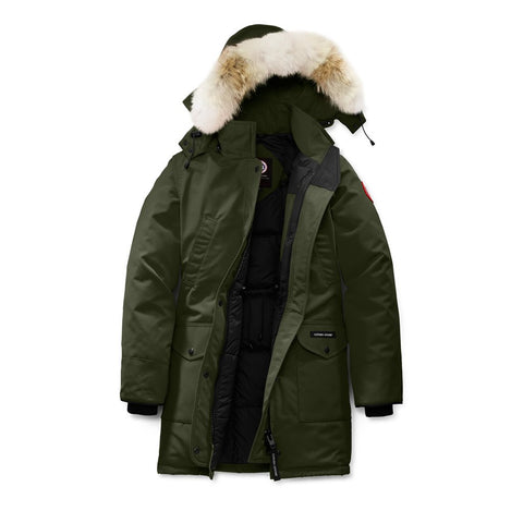 Canada Goose Ladies Trillium Parka L / Military Green