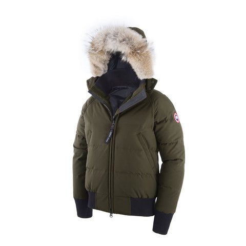 Canada Goose Ladies Savona Bomber M / Military Green