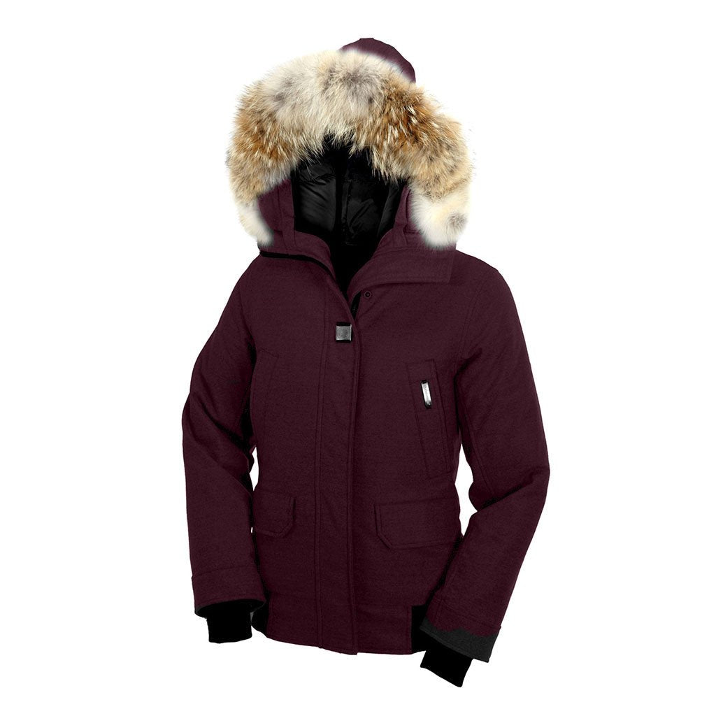 Canada Goose Women's Aosta Bomber berry-heather