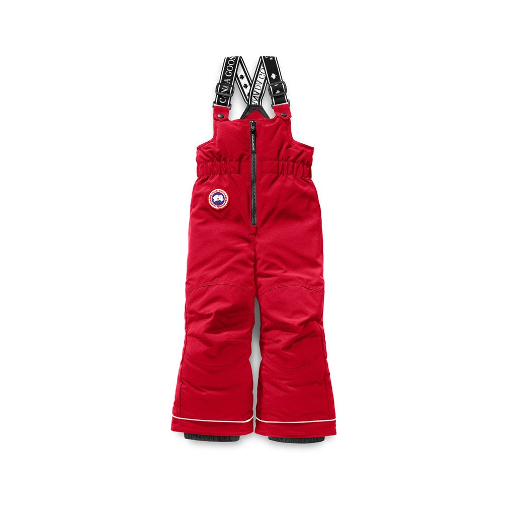 Canada Goose Youth Thunder Pant red