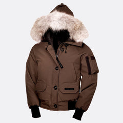 Canada Goose Ladies Chilliwack Bomber 2XS / Caribou
