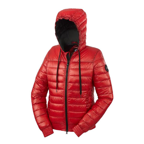 Canada Goose Ladies Richmond Hoody M / Red