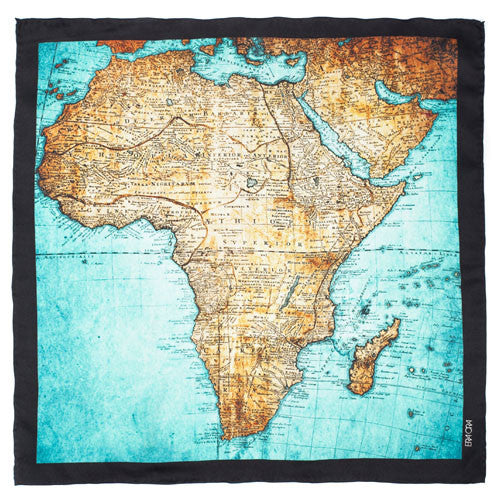 Ancient Africa pocket square