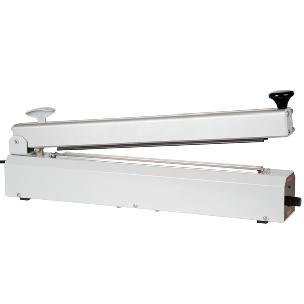 400mm Impulse Heat Sealer With Cutter, 390mm X 2mm Seal