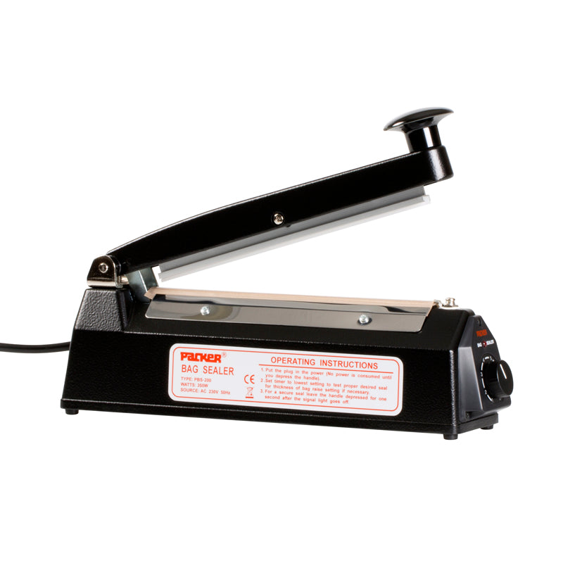 200mm Impulse Bag Sealer, 200mm X 2mm Seal