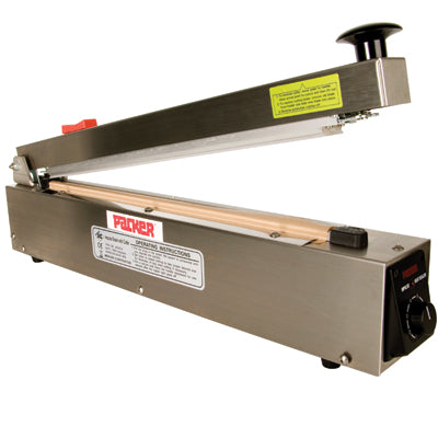 400mm Stainless Steel Impulse Bag Sealer With Cutter