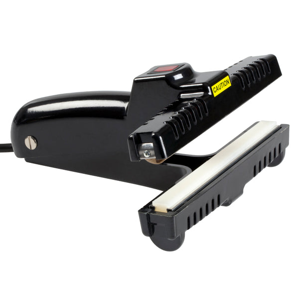150mm Hand Held Constant Heat Sealer For Pe / Pp / Pvc, 2mm Seal Width