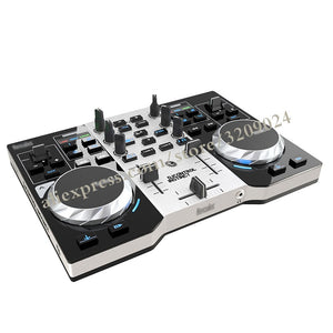 Pro DJ Controller to Play Players Playing Disc Audio Mixing Console