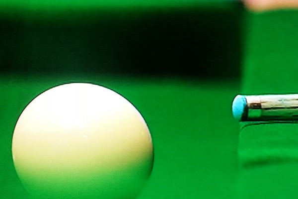 How to play safe in a game of Snooker