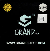 Load image into Gallery viewer, Grand Cue Tips - Triple DDD Sports Ltd