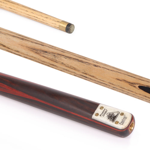 PowerGlide Control 2-Piece Snooker Cue with 9.5mm Tip - Triple DDD Sports Ltd