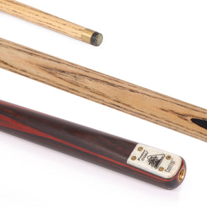 PowerGlide Status 1-Piece Snooker Cue with 9.5mm Tip - Triple DDD Sports Ltd