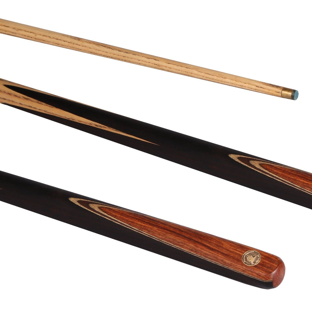 PowerGlide Pursuit 2-Piece Snooker Cue with 9.5mm Tip - Triple DDD Sports Ltd