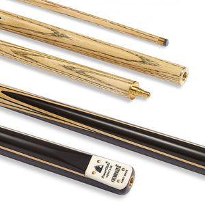 Connoisseur Snooker Cue 50/50 - Triple DDD Sports Ltd