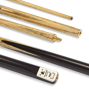 PowerGlide Purist 2-Piece Snooker Cue with 9.5mm Tip - Triple DDD Sports Ltd