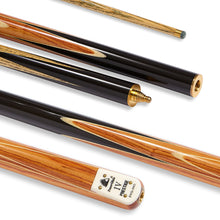 "Load image into Gallery viewer, Powerglide Prestige ""IV"" 3-Piece Snooker Cue with 9.5mm Tip - Triple DDD Sports Ltd"