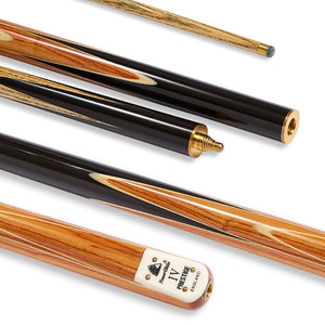 "Powerglide Prestige ""IV"" 3-Piece Snooker Cue with 9.5mm Tip - Triple DDD Sports Ltd"