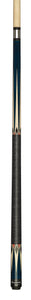 PowerGlide Target 2-Piece Pool Cue with 13mm Tip - Triple DDD Sports Ltd