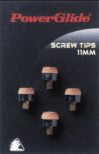 SCREW TIPS (4 PACK) - Triple DDD Sports Ltd