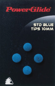 Blue tips (4 Pack) - Triple DDD Sports Ltd